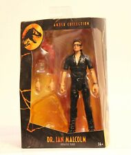 New Jurassic Park Amber Collection Doctor - Dr. Ian Malcom - In Hand NIB MATTEL