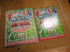 Match Attax Championship 2012/13 12/13 **Complete Binder** Set of All 344 Cards