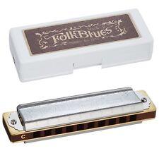 TOMBO 1210C Folk Blues Mark-II 10 holes Diatonic harmonica Blues Harp Key of C
