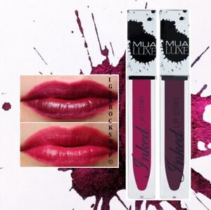 Lip Stain by MUA ~ INKED ~ Dewberry or Sangria ~ VERY long lasting 💥NEW IN ! 💥