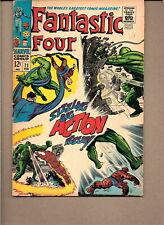 FANTASTIC FOUR #71 1968 MARVEL FN/VG -MAD THINKER- KIRBY/LEE/SINNOT