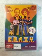 C.R.A.Z.Y. DVD CRAZY - Gay Interest Homosexual - FRENCH MOVIE - ENGLISH SUBTITLE