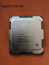 Intel i7-6800K,Broadwell-E,6 Cores,12 Threads, 3.4GHz(3.6GHz Turbo), LGA 2011-v3
