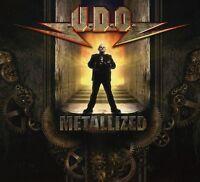 U.D.O. - Metallized [New CD]