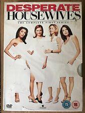 Teri Hatcher DESPERATE HOUSEWIVES - Season 1 - Drama Series UK DVD Set