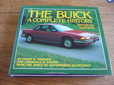 THE BUICK, A COMPLETE HISTORY, AUTOMOBILE QUARTERLY CAR BOOK