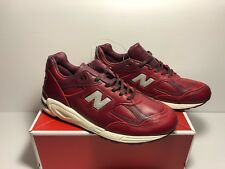 NWT New Balance 990 Made in the USA M990BTA2 Horween Leather Rare Men's Sz 9.5