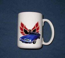 New 15 Oz. 1974 Pontiac Formula Firebird  mug