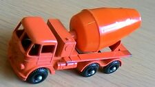 Foden cement mixer matchbox series no.26