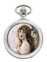 Marion Davies Pocket Watch