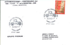 Ford Modell T, 100 years, Stempel Cordoba/Argentinien 27.10.2008
