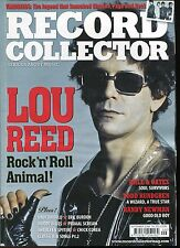 RECORD COLLECTOR No. 353     Lou Reed    Yardbirds   Hall & Oates