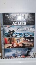 DVD Coffret guerre : ALLIES + GALLIPOLI + SOUS LA VILLE + END OF WAR - Julian Ov