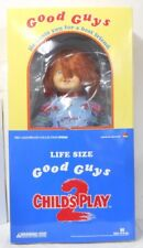 Medicom Toy Child Play 2 Good Guy Chucky 1/1 Life Size Talking Doll Prop Replica