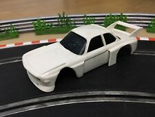 Scalextric Car Spares BMW 3.0l CSL C128 White Custom Painted Body / Shell