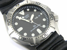 Mens Seiko 5H26-7A00 Scuba Professional Divers Watch - 200m