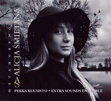 Alicja SMIETANA-Extra Sound Ensemble / Metamorphoses / (1 CD) / NEUF