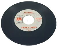 Quincy Jones Ironside PROMO 1972 45rpm VG+