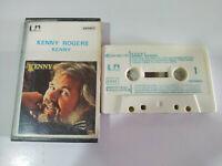 Kenni Rogers Kenny 1979 - Tape Kassette - 2T