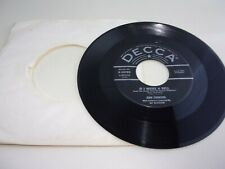Marlon Brando/Jean Simmons POP SNDTRK EP (Decca) Luck Be A Lady/If I Were A Bell
