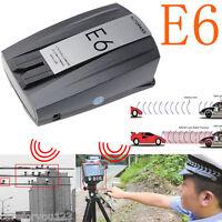 Full Band 360° Car Speed Laser Police Dog Radar Detector GPS Voice Alert Safety