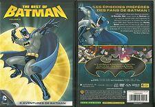 DVD - BATMAN : BEST OF ( DESSIN ANIME ) / COMME NEUF - LIKE NEW