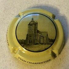 Capsule de champagne CHARPENTIER Yvan (12. crème)