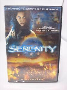 Serenity - DVD - Joss Whedon/(DIR) - 2005 - Nathan Fillion - Summer Glau
