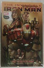 Invincible Iron Man Vol 7 TPB- My Monsters   Marvel Comics