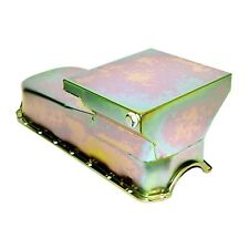 Drag Racing Oil Pan SBC Zinc Chevy II SB Nova 283 350