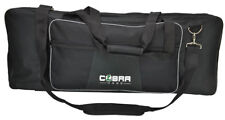 More details for cobra 49 key padded keyboard bag 870 x 330 x 100mm - thick foam lining