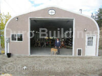 DuroSPAN Steel 20x35x16 Metal Garage Building Kit Open Ends Factory DiRECT SALE!