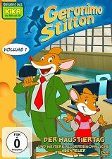 GERONIMO STILTON - Vol. 1 - DER GIORNO DELL'ANIMALE DOMESTICO 4 Episodi DVD