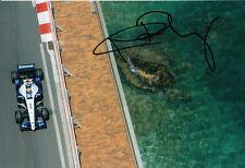 Nico Rosberg mano firmado AT&T Williams F1 Foto 12x8 2.
