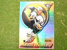 2001 Titanium Alexei Kovalev parallel Penguins 23/185