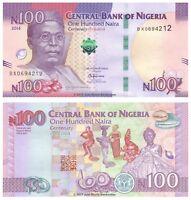 Nigeria 100 Naira 2014 Commemorative P-41 Banknotes UNC