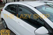 Weathershields, Weather Shields for Hyundai I30 Hatch 5D 12-17 Window Visors