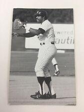 Juan Espino (1983) New York Yankees Vintage Baseball Postcard NYY