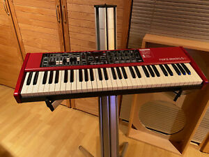 Clavia Nord Electro 5D 61 Synthesizer Drawbars Orgel + Top Zustand + Gigbag