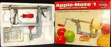 New in Box!•Original•Vintage•Norpro•NP86•Apple-Mate 1•Apple Parer, Corer, Slicer