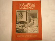 1931 Mechanical Package Magazine Vol 1 No 2