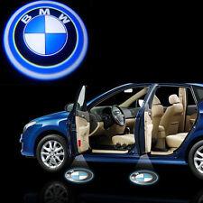 BMW 12V Car Logo Cree LED Ghost Shadow Door Light Lighting Lamp Laser Kit Pair