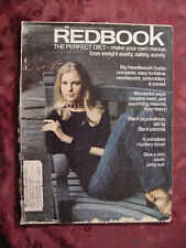 REDBOOK Magazine January 1971 Jan 71 Needlework Guide Barbara Holland