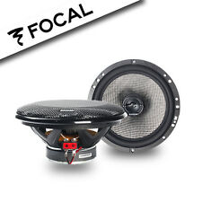 "NEW Focal 165AC - Two way 6.5"" Car Audio Coaxial 120 watts Speaker Set"
