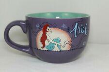 Disney The Little Mermaid Ariel 24 oz Ceramic Soup Coffee Mug