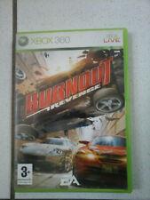 Burnout: Revenge XBOX 360 VF TRES RARE