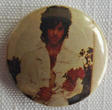 """PRINCE Old Vtg Button Pin Badge(25mm-1"""")  #NB117"""