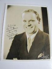 Vintage Jack North Film Writer Autographed  8x10 Photograph