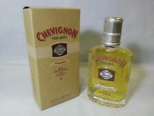 Chevignon Uomo Man Homme Profumo EDT Vintage Raro 50ml