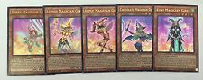 Yugioh Berry Lemon apple Kiwi Chocolate Magician girl set! MVP1-en014 fast ship!